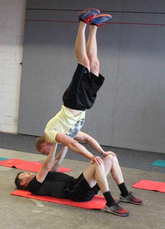 Poijjaat yllätti täysin akrobatia kyvyillään!
