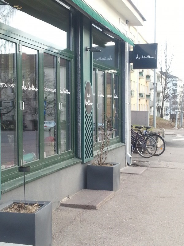 La Cantine, Laajalahdentie 17, 00330 Helsinki.