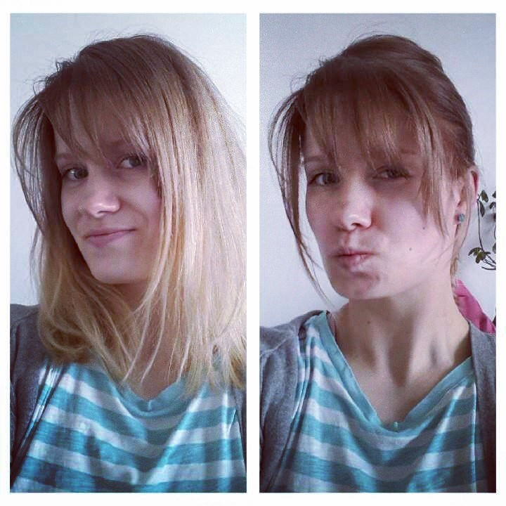 No nyt on hieno tukka!