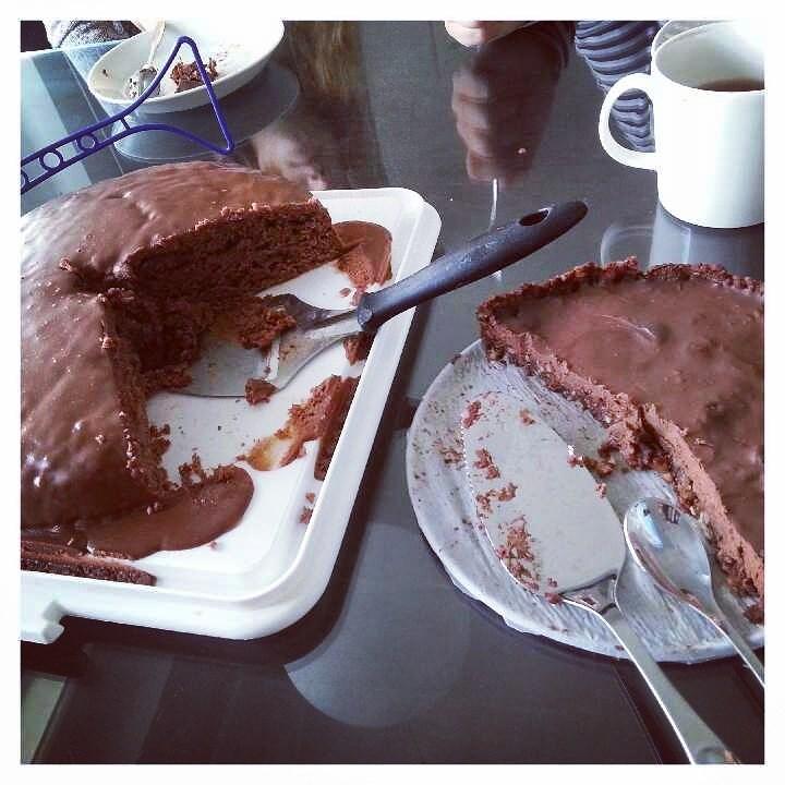 Lauantain kakkukestit.