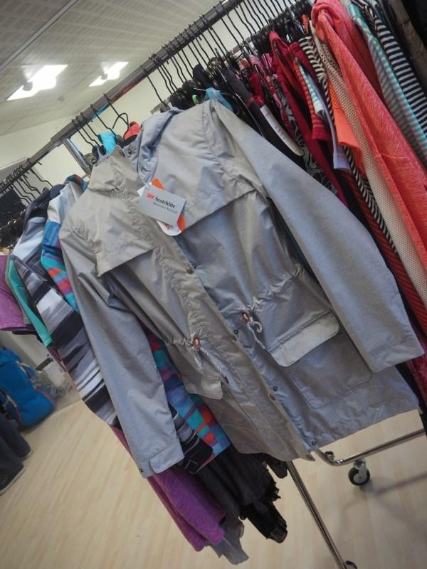 Merrellin malliston ihana ja naisellinen takki!