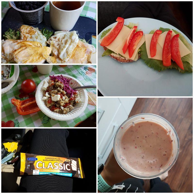 viikon 28 ruokapäiväkirja