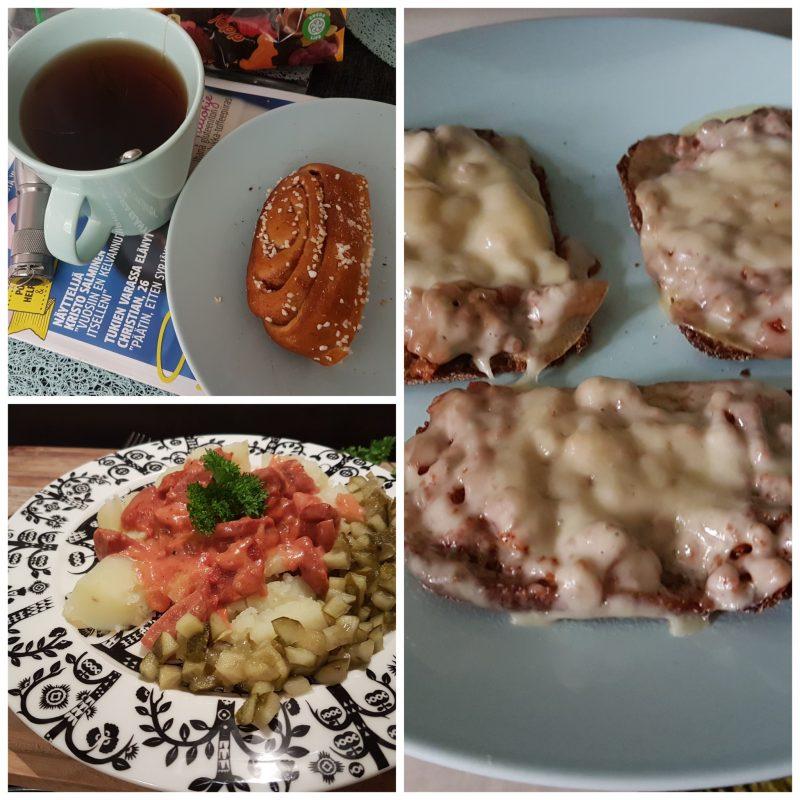 viikon 37 ruokapäiväkirja