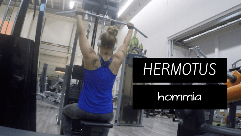 hermotushommia