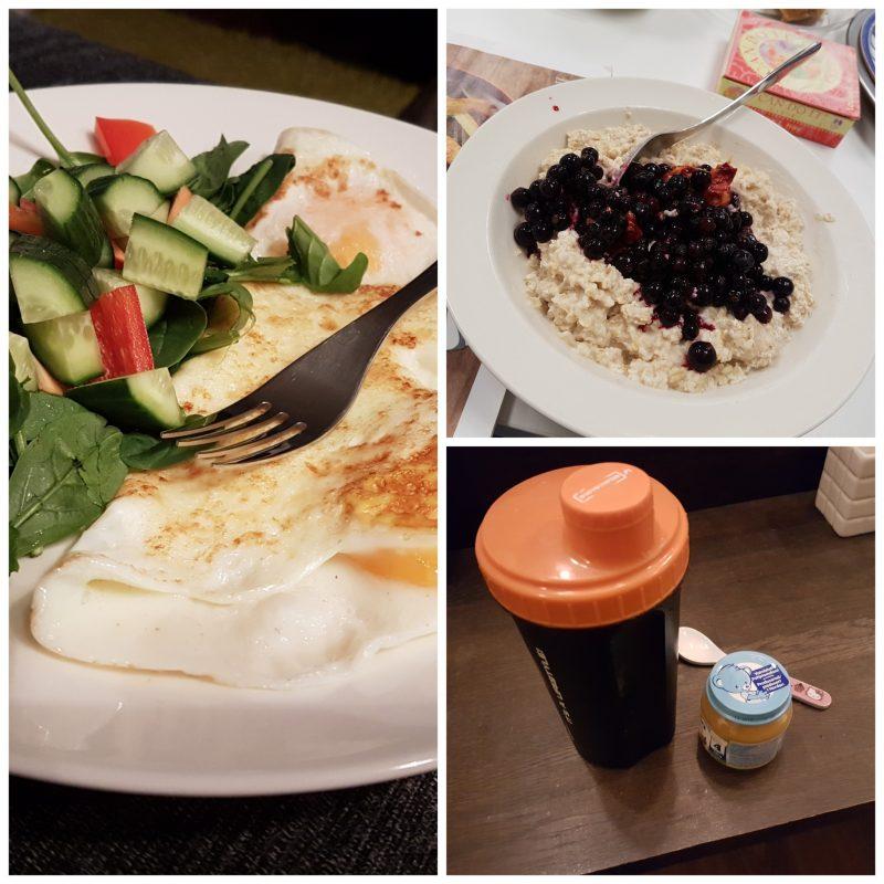 viikon 45 ruokapäiväkirja