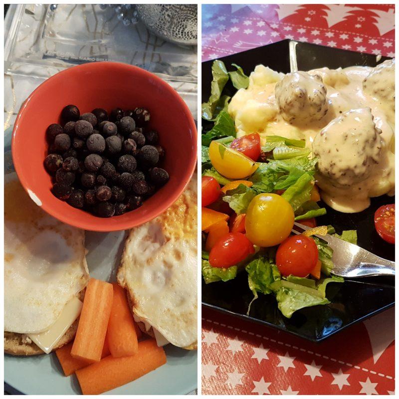 viikon 2 ruokapäiväkirja