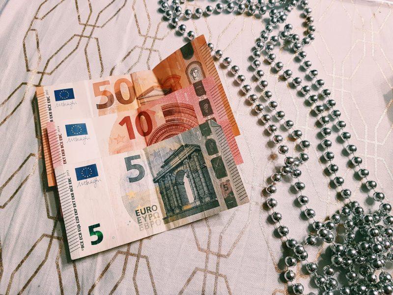 viikon 3 rahapäiväkirja