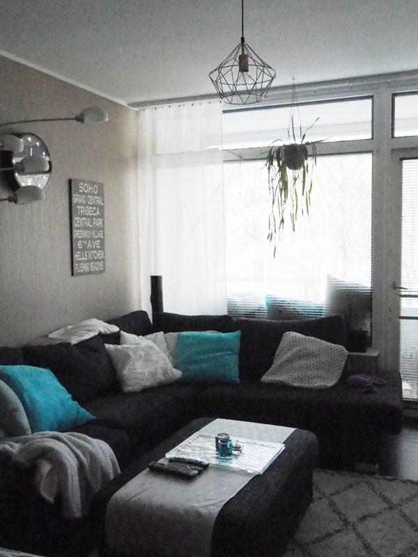 Kodin järjestäminen - Olohuone