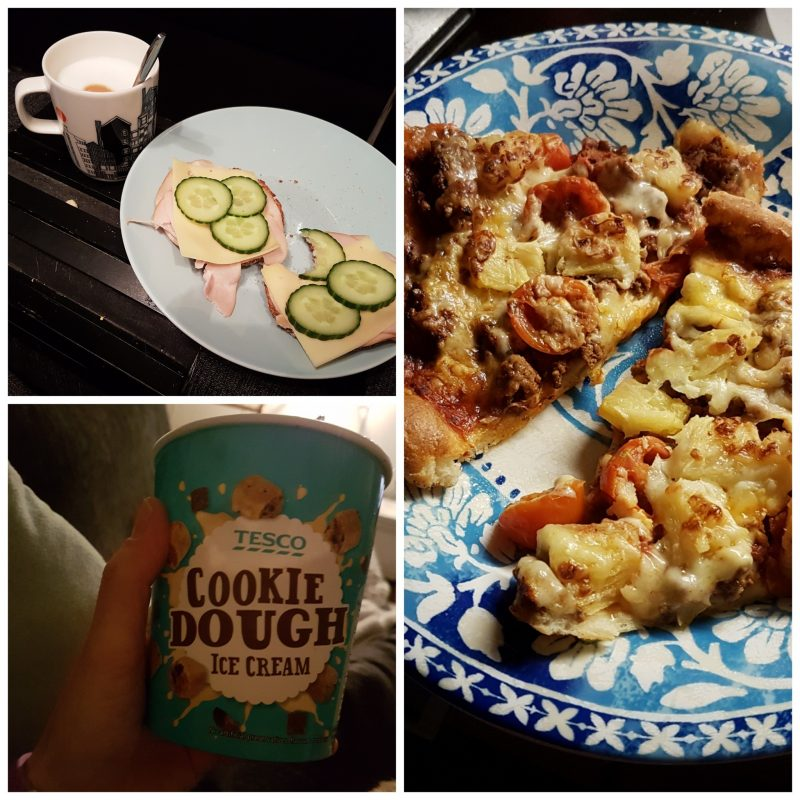 viikon 5 ruokapäiväkirja