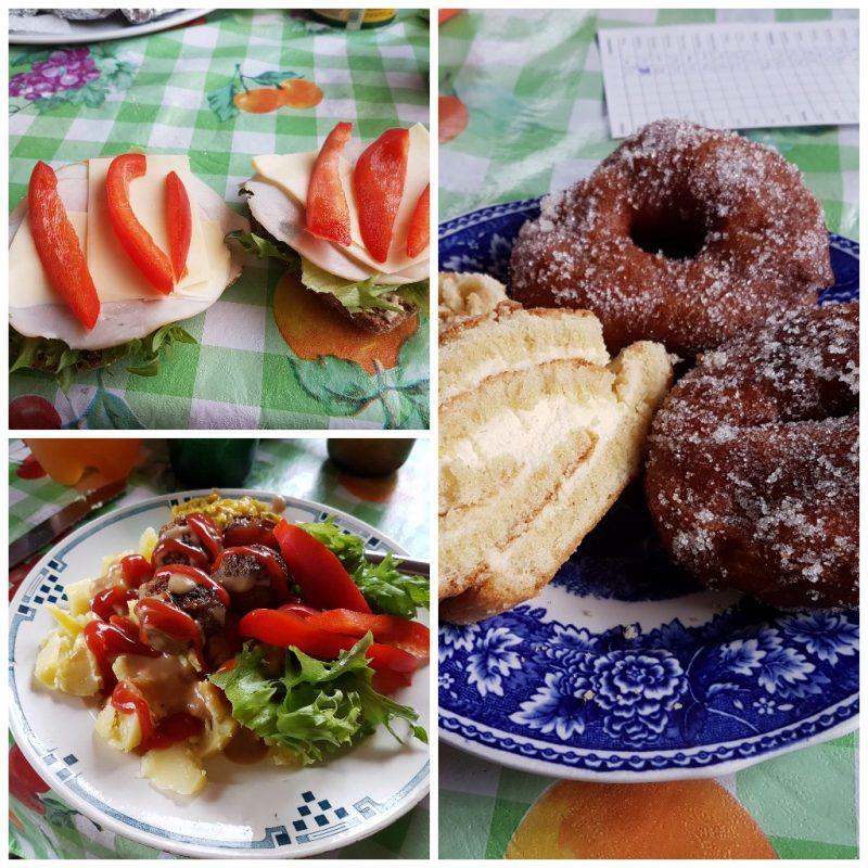viikon 17 ruokapäiväkirja
