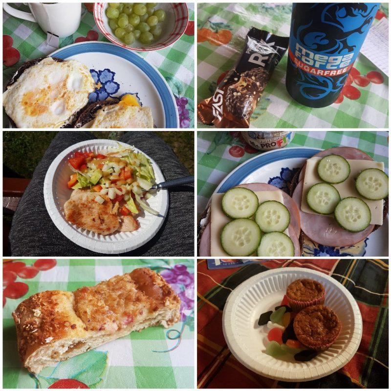 viikon 19 ruokapäiväkirja