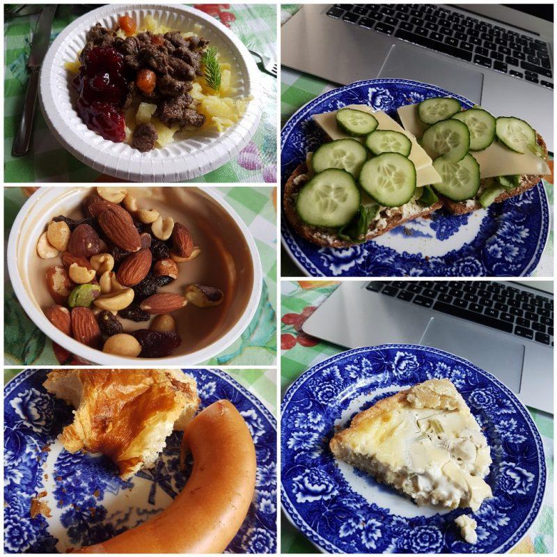 viikon 23 ruokapäiväkirja