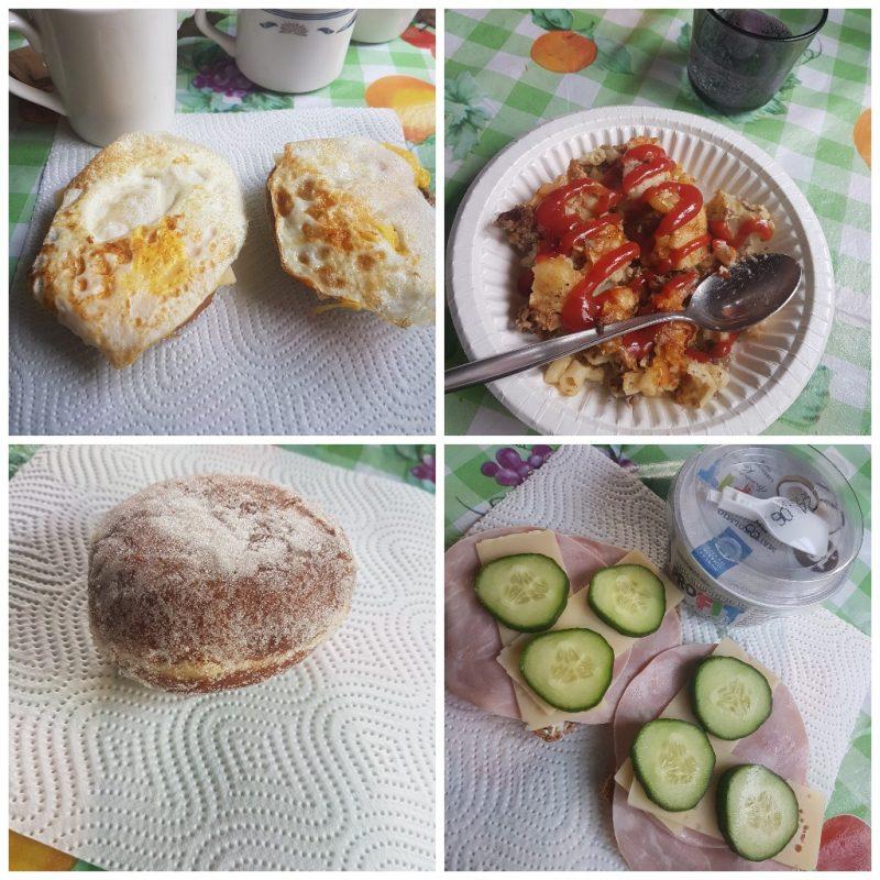 viikon 24 ruokapäiväkirja