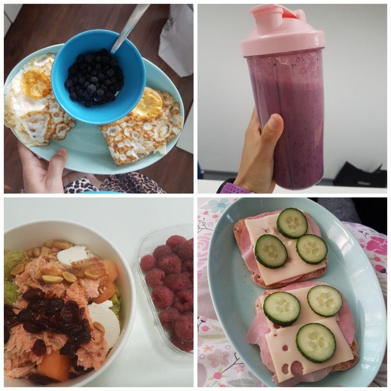 Viikon 26 ruokapäiväkirja