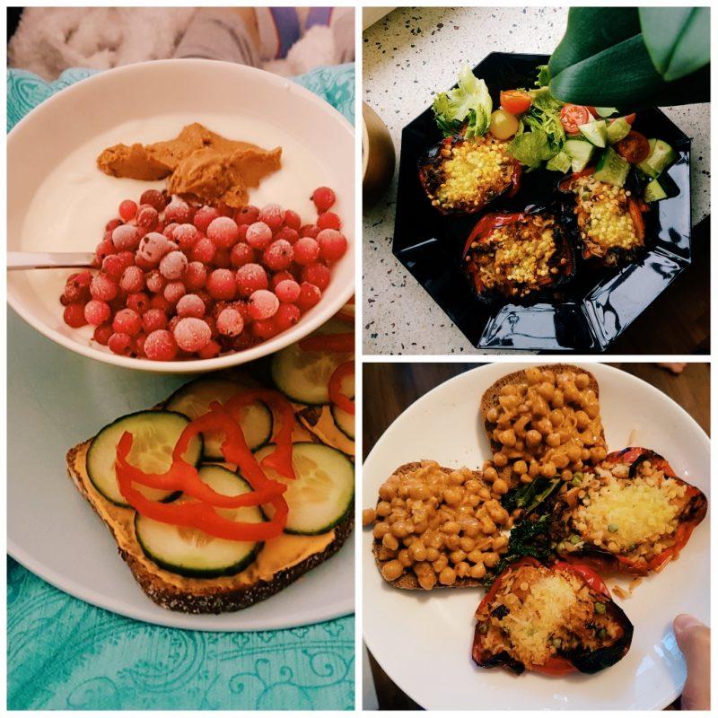 viikon 35 ruokapäiväkirja