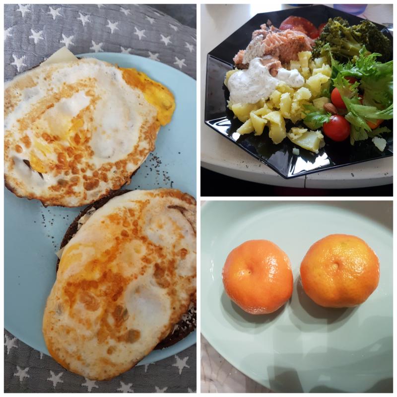 viikon 44 ruokapäiväkirja