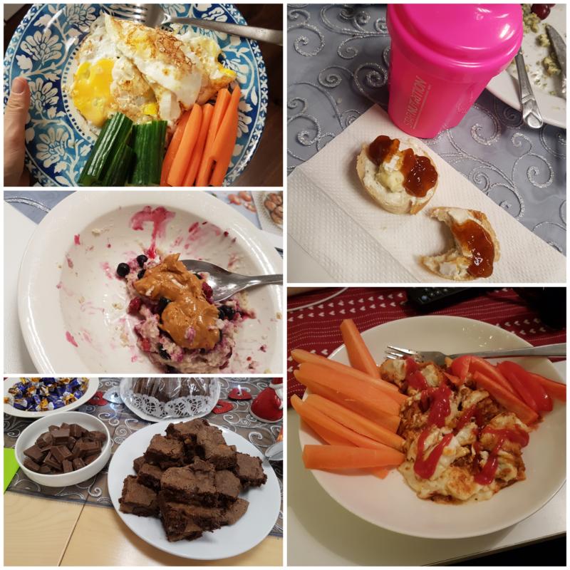 viikon 50 ruokapäiväkirja