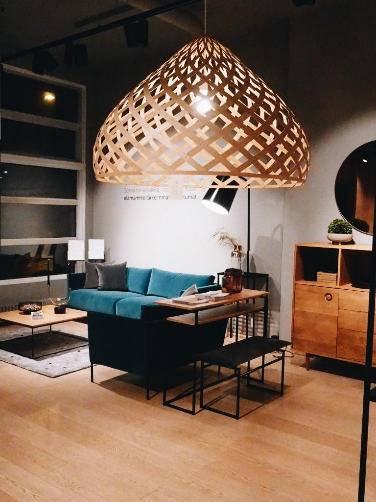 mitä ominaisuuksia vaaditte huonekaluilta?