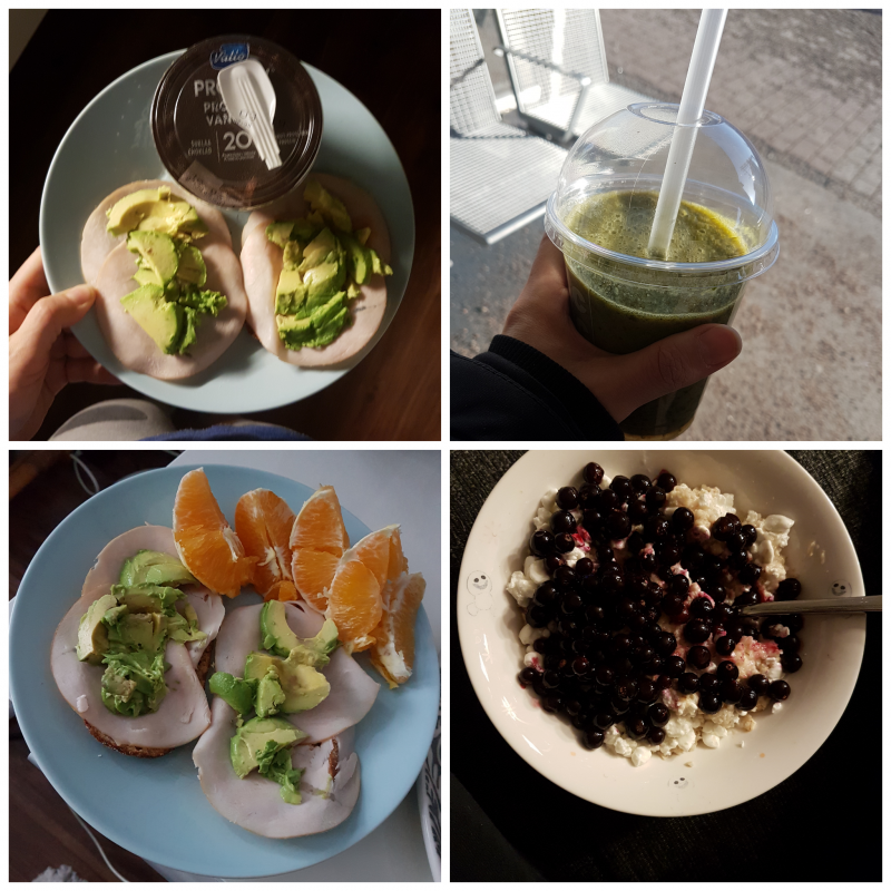 viikon 9 ruokapäiväkirja