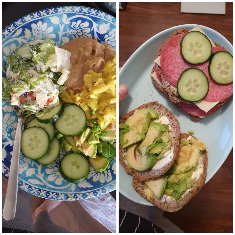 ketoilijan ruokapäiväkirja #2